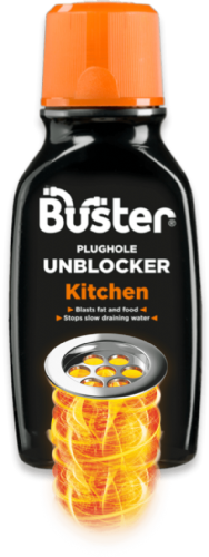 BUSTER PLUGHOLE KITCHEN UNBLOCKER 489930